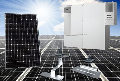 Mitsubishi off grid solar kits